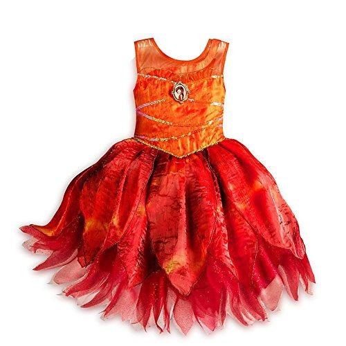 tienda de disney fawn animal vestido de fantasía de hadas t