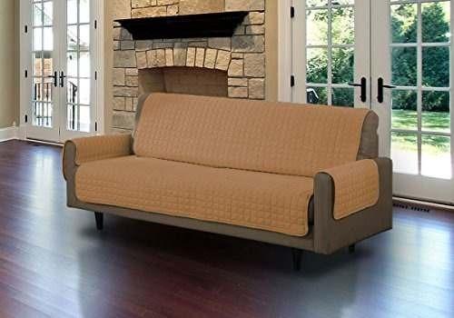tienda de lino acolchada microsuede pet dog couch furniture