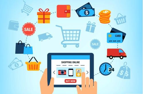 tienda en línea - página web para tu negocio
