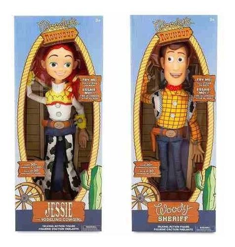 tienda exclusiva de disney toy story 3 talking woody y!