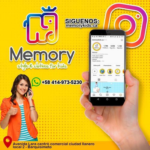 tienda memory kids