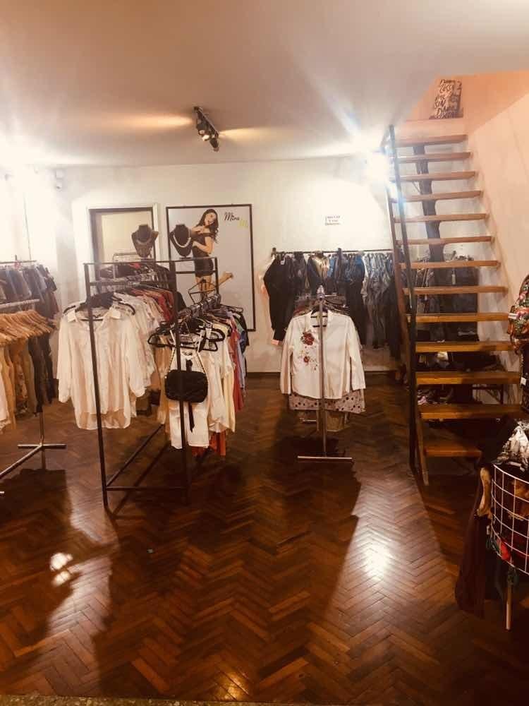 tienda new, second hand y alquiler de vestidos