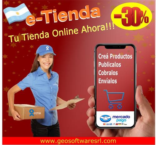 tienda online e-tienda