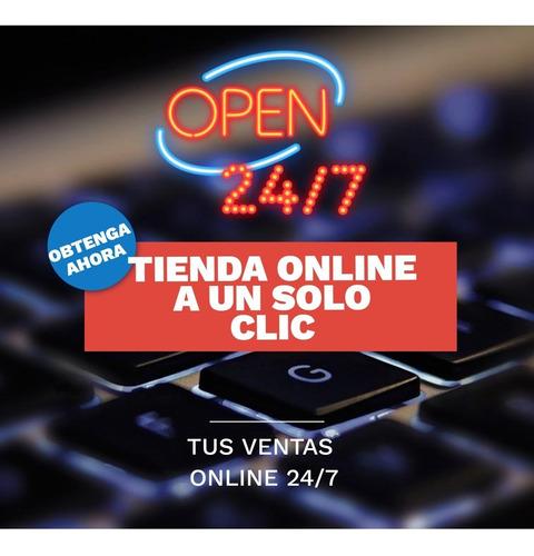 tienda virtual con dominio asociado a mercado libre