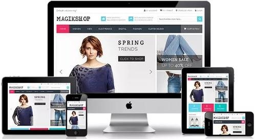 tienda virtual + hosting + dominio + wordpress y mucho mas