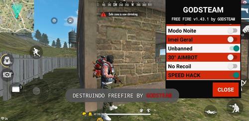tiene mod menu