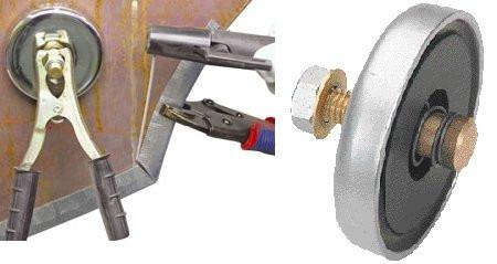 tierra auxiliar portable par soldar welding soldadura suelda