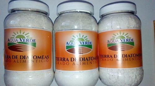 tierra de diatomeas 100% organico 1kg mas regalo -envio grat