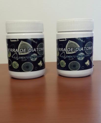 tierra de diatomeas suplemento  alimenticio