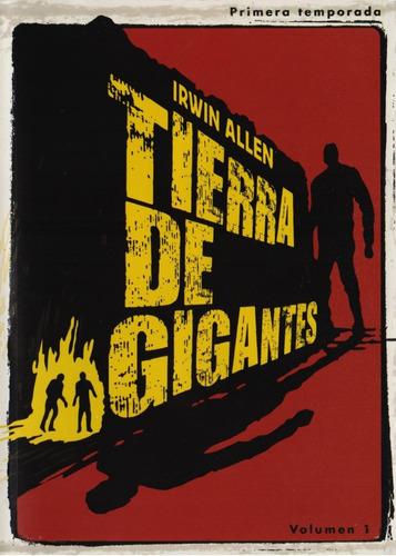 tierra de gigantes land of giants temporada 1 volumen 1 dvd