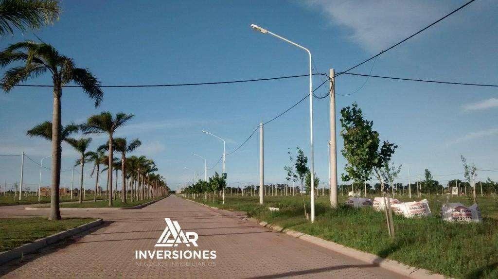 tierra de sueños puerto san martin - manzana 34 - terreno de esquina. oportunidad.