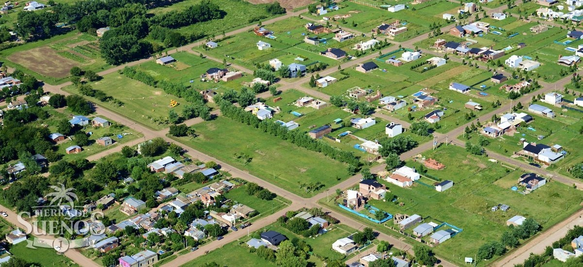 tierra de sueños roldan - ubicado a continuacion de la ciudad en el cruce de a012 y ruta 9