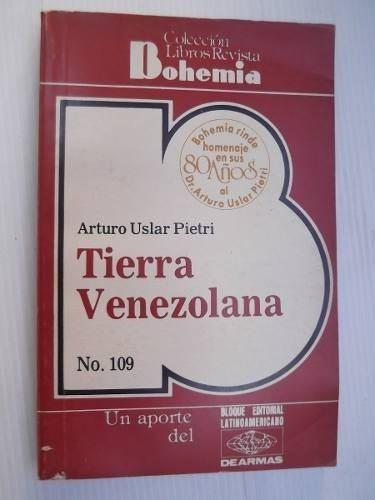 tierra venezolana arturo uslar pietri bohemia