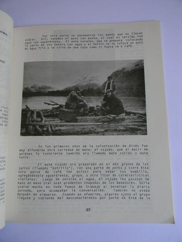 tierradentro arte y cultura patagonia fotos aisen 1990