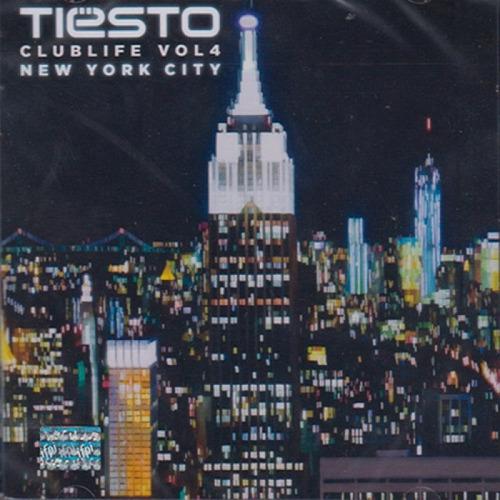 tiesto clublife vol 4 disco cd 18 canciones
