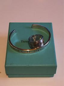 69105d231a78 Anillo Tiffany Plata en Mercado Libre México