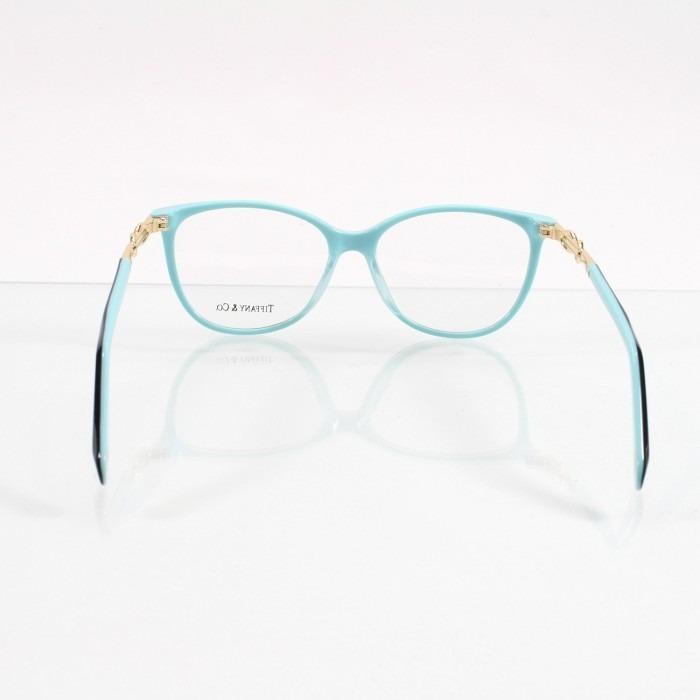 9fab56bd1410c armação de grau tiffany   co. infinito tf2143-b oculos armação tiffany  oculos tiffany oculos armação