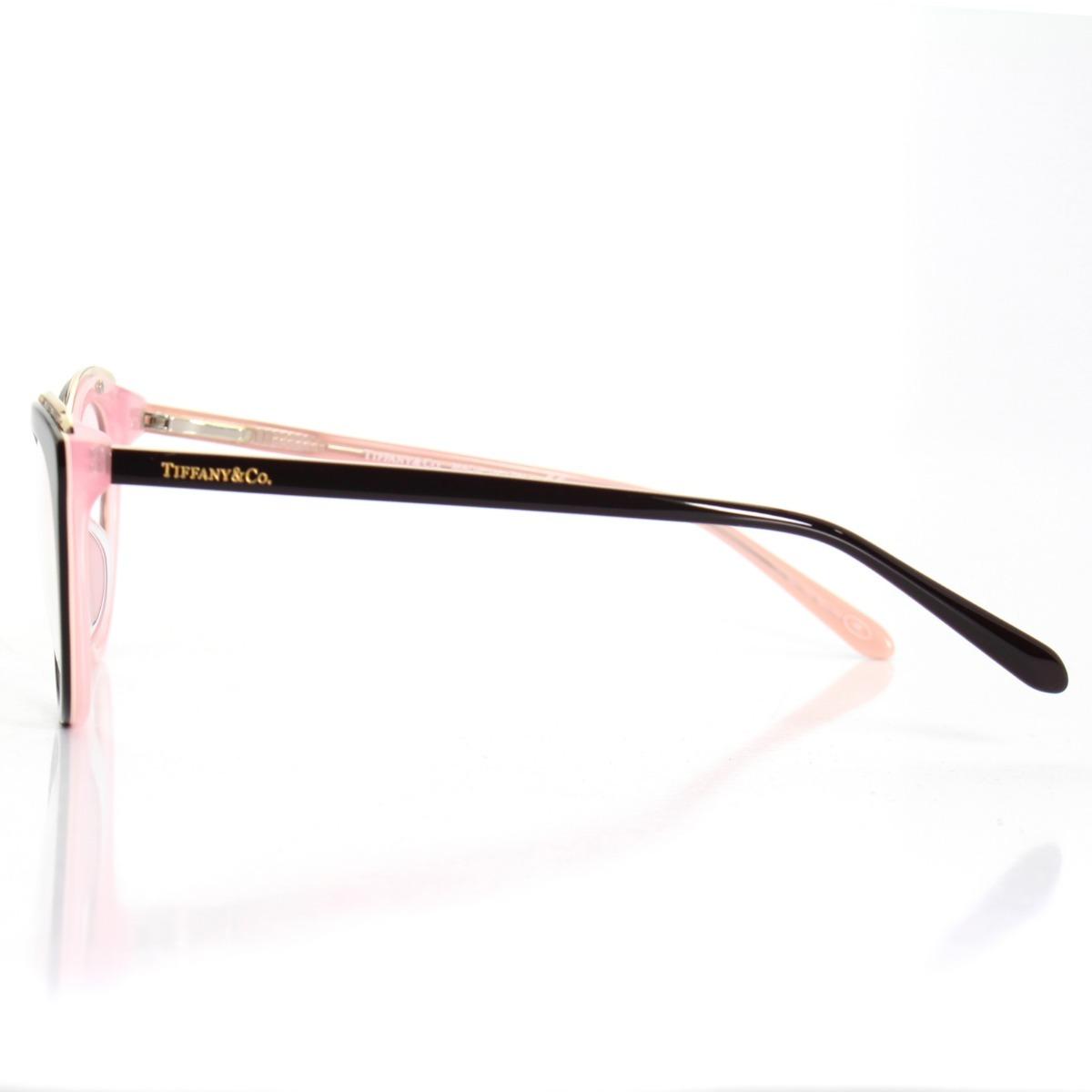 af30652b122de Carregando zoom... armação de grau - tiffany   co. gatinho - tf2147 oculos