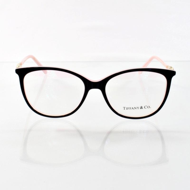 468d2ea988293 Carregando zoom... armação de grau tiffany   co. infinito tf2143-b oculos