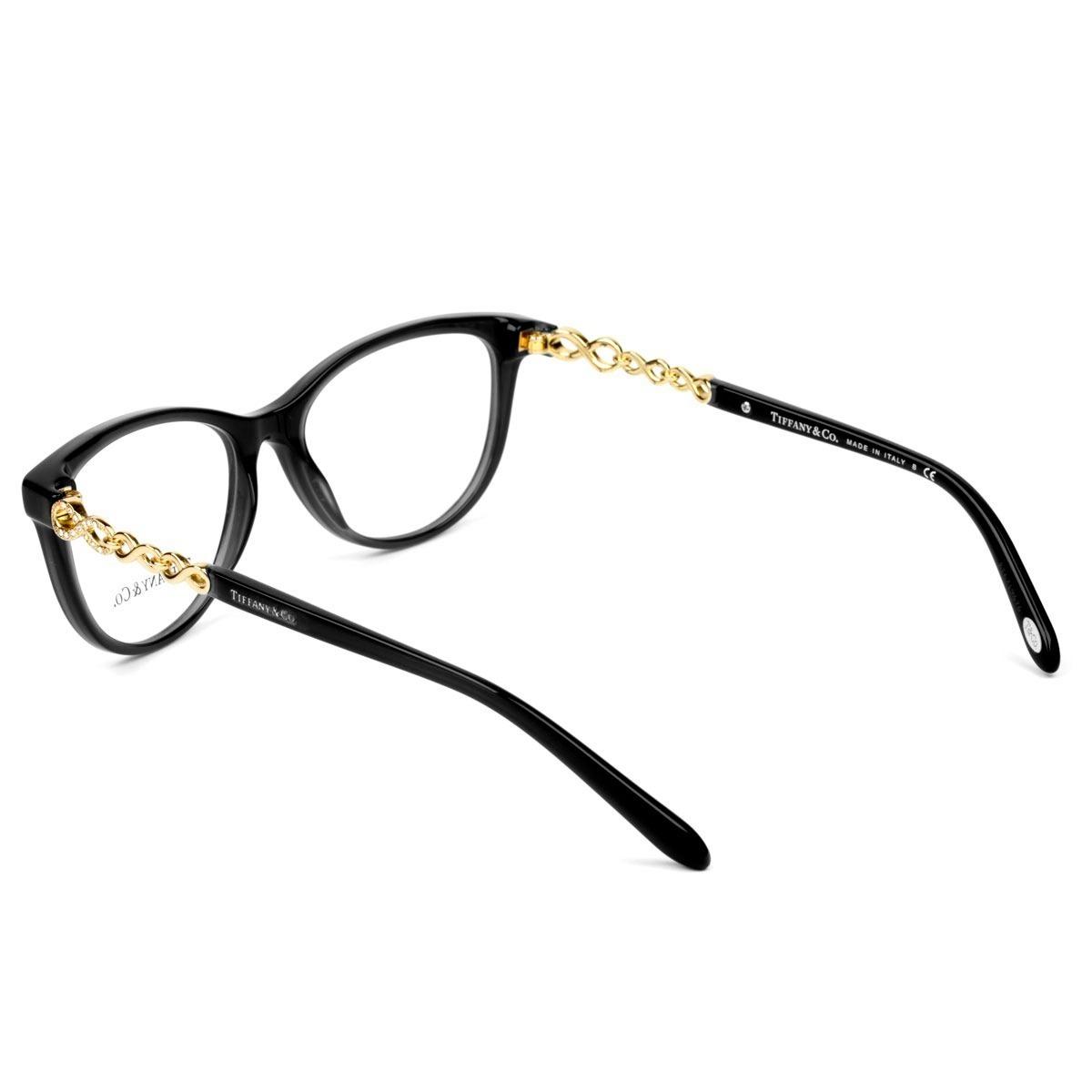 Carregando zoom... armação de grau tiffany   co. infinito tf2120-b oculos 4fd947c3d8