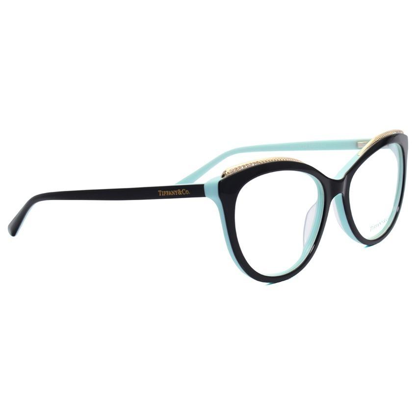 42bba933d2675 Armação De Grau - Tiffany   Co. Gatinho - Tf2147 Oculos - R  139,00 em  Mercado Livre