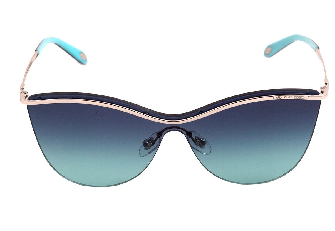 tiffany   co tf 3058 - óculos de sol 6047 9s prata brilho . Carregando  zoom... tiffany óculos sol. Carregando zoom. 9aedc2528f