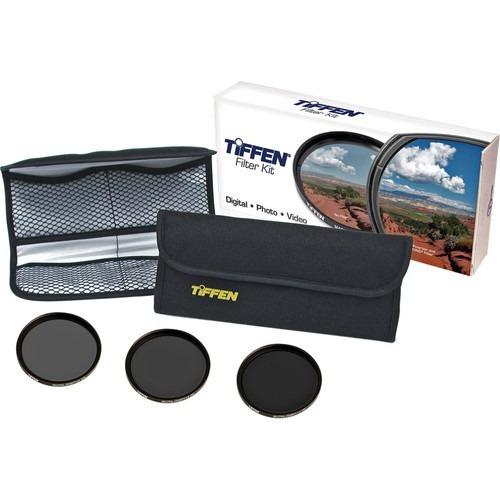 tiffen 77mm digital neutral density filter kit
