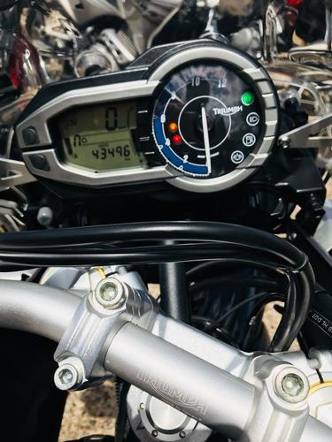 tiger 800 xc impecable, triumph, no bmw, no 800gs, no 1200