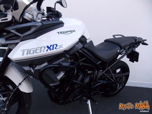 tiger 800 xrx 2016 branca