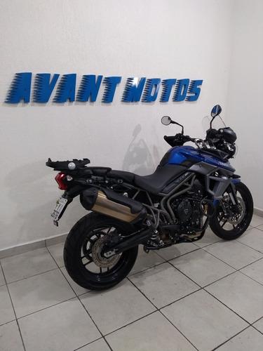 tiger 800 xrx 2018 azul