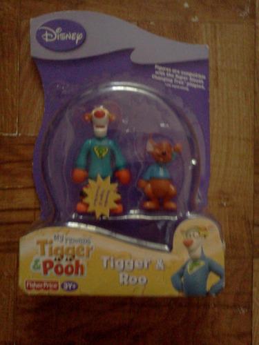 tigerr & roo winnie the pooh disney store trabucle