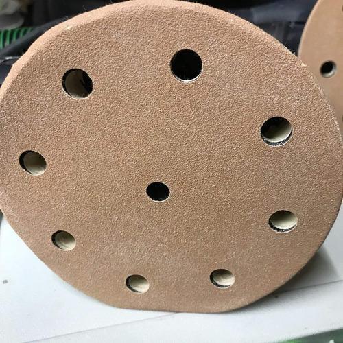 tigershark discos lijado de 5 pulgadas y 9 agujero arena 320