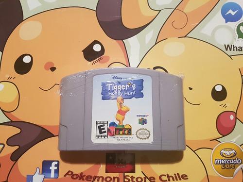 tiggers honey hunt pokemon store chile