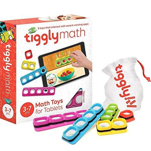 Tiggly Matematicas Bloques De Juegos Interactivos De Aprend