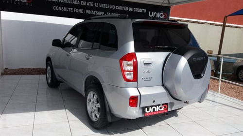 tiggo 2.0 automatica ano 2014/2015 - uniao veiculos