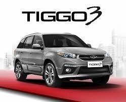 tiggo 3 - extrafull modelo 2017