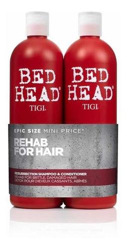 tigi bed head pack resurrection | envío gratis