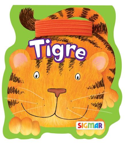tigre colección abriboca