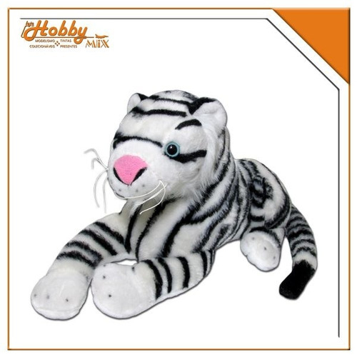 tigre de pelúcia - tigre de bengala