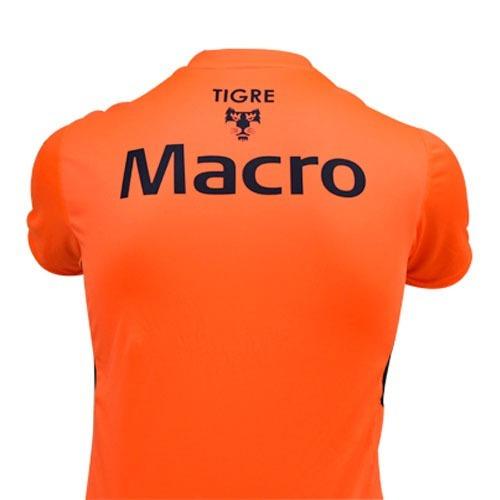 tigre futbol camiseta