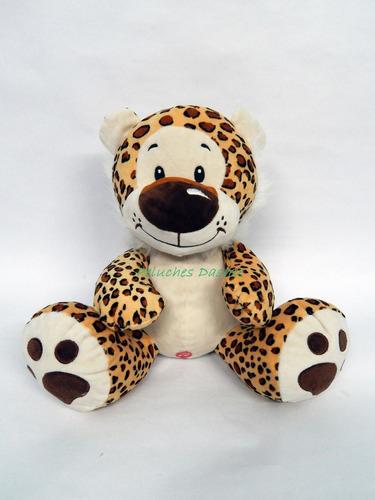 tigre leopardo peluche