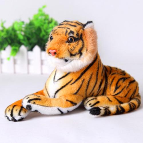 tigre siberiano de peluche 50 cms + envio gratis / osos