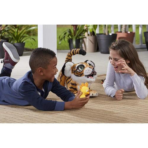 tigre tyiler juguetón furreal xtreme