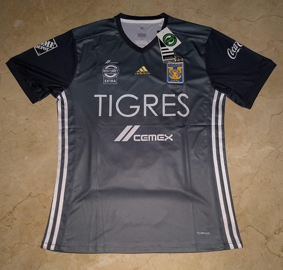 Tigres Uanl Third Jersey 2018 -   699.00 en Mercado Libre 33ed749bae8f