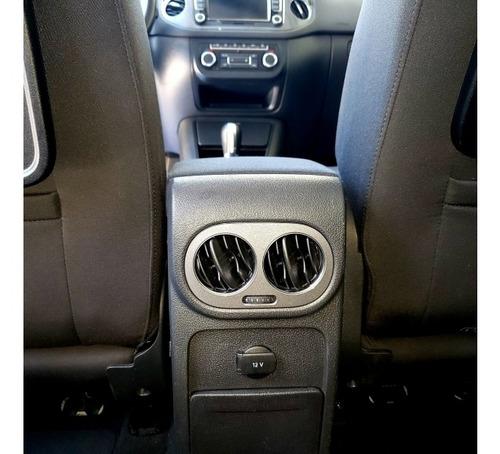 tiguan 2.0 tsi 16v turbo gasolina 4p tiptronic 50160km
