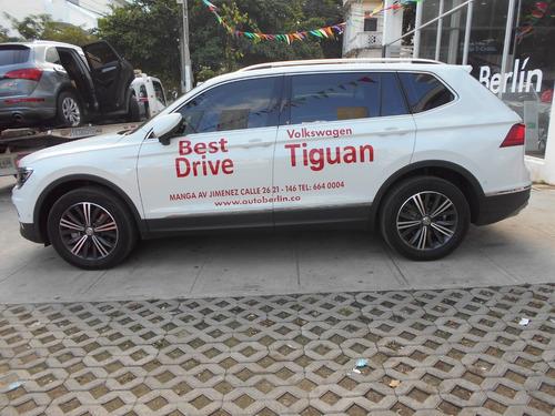 tiguan highline