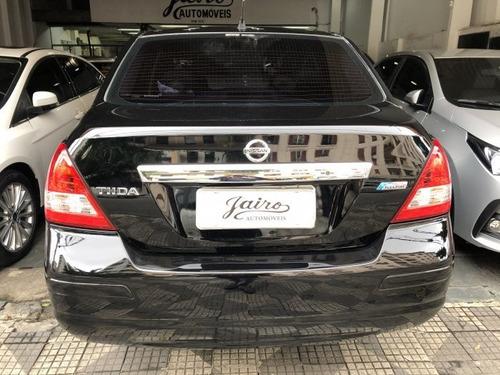 tiida 1.8 sedan 16v flex 4p manual
