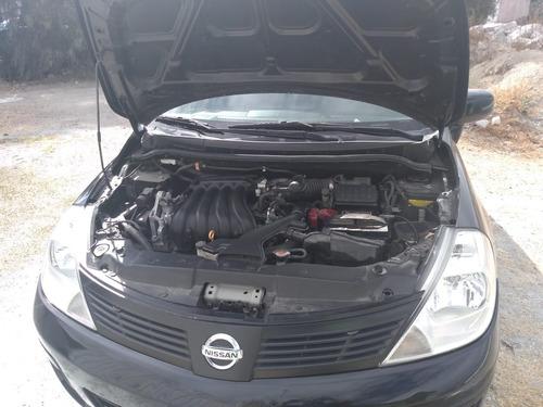 tiida sedan confort t/m 1.8 estandar