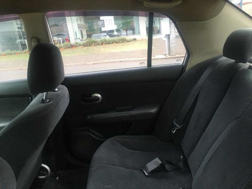 tiida sedan nissan