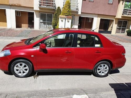 tiida sedan premium tm 2009 31,600 km originales
